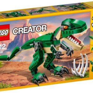Creator Πανίσχυροι Δεινόσαυροι