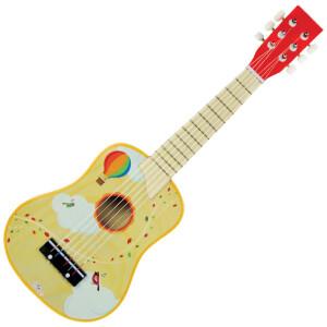 Η κλασσική εξάχορδη κιθάρα 'Svoora' θα γίνει η καλύτερη συντροφιά των μικρών επίδοξων μουσικών. Το υλικό κατασκευής της είναι από ξύλο