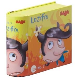 Haba Μεταλλικό βιβλίο σπαζοκεφαλιά No7 για εξάσκηση νοημοσύνης.