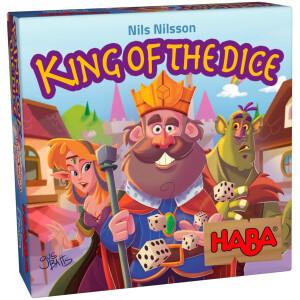 Ο Βασιλιάς των Ζαριών Οι παίκτες θέλουν να κερδίσουν νέους υπηκόους για τα βασίλειά τους