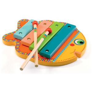 Το πρώτο μου ξυλόφωνο από την γαλλική εταιρία Djeco! Αφήστε το παιδί σας να εξερευνήσει τον μουσικό κόσμο δημιουργώντας την δική του μελωδία. Κατάλληλο από 2 έως 4 ετών.