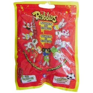 RABBIDS - SPORTS FIGURINE (BLIND BAGS)