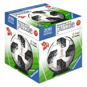 3D Puzzle FIFA World Cup 1970-2018