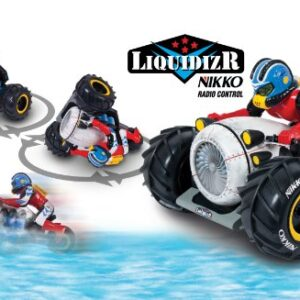 NIKKO SPECIAL ACTION ITEMS (LiquidizR Amphibious )