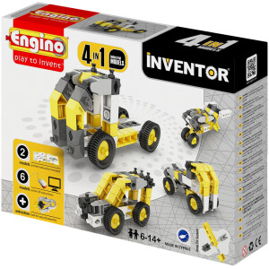 INVENTOR 4 MODELS INDUSTRIAL ENGINO