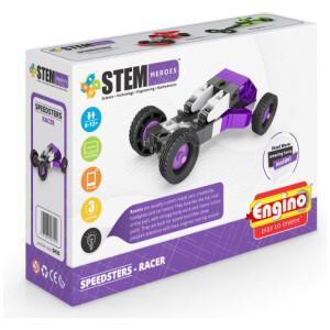 Η νέα σειρά STEM Heroes εισάγει τα παιδιά στον κόσμο των STEM (Science - Technology - Engineering and Mathematics) μέσα από μια εντελώς νέα και παιχνιδιάρικη προσέγγιση! Τα αγόρια και τα κορίτσια μπορούν να κατασκευάσουν ένα συναρπαστικό μοντέλο από κάθε ένα από τα μικρά σετ