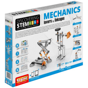DISCOVERING STEM MECHANICS Levers & Linkage ENGINO