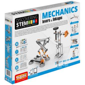 Παιχνίδι STEM για τους συνδέσμους που σας μαθαίνει πώς μπορούν να χρησιμοποιηθούν οι σύνδεσμοι για την αύξηση μιας εφαρμοσμένης δύναμης ή την αλλαγή της κατεύθυνσης της κίνησης.