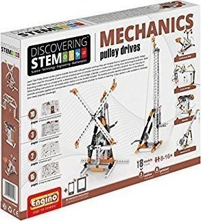 DISCOVERING STEM MECHANICS Pulley drives RU ENGINO