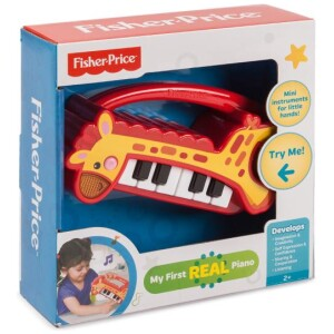 FISHER PRICE - MY FIRST REAL PIANO (KFP2131)