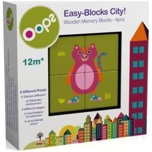 Easy-Blocks Δάσος & Πόλη Assort.