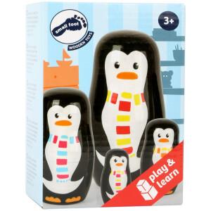 Μπαμπούσκες οικογένεια πιγκουίνων