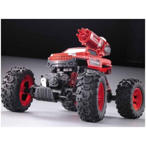 RC Monster Truck 2 in 1 Supersonic 1:12 (κόκκινο)