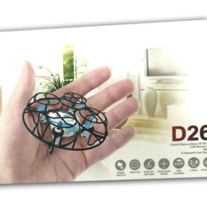 Quad-Copter DIYI D26 2.4G Gyro/One Key Return