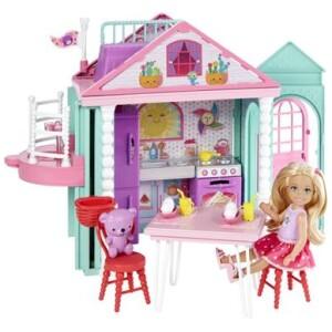 Barbie Tσέλσι-Σπιτάκι
