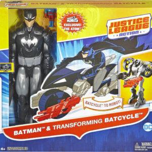 Justice League Action Φιγούρες Με Οχήματα-