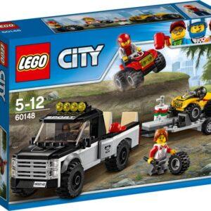 City Ομάδα Αγώνων ATV