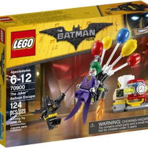 Batman Movie Η Διαφυγή του Τζόκερ με Μπαλόνια