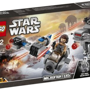 Star Wars Ski Speeder™ εναντίον Πρώτου Τάγματος Walker™ Microfighters