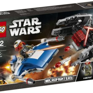 Star Wars A-Wing™ εναντίον TIE Silencer™ Microfighters