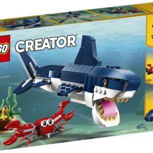 Creator Πλάσματα της Βαθιάς Θάλασσας