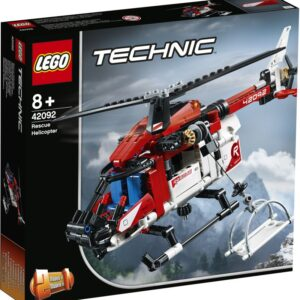 Technic Ελικόπτερο Διάσωσης