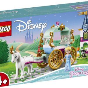 Disney Princess Η Βόλτα της Σταχτοπούτας με Άμαξα