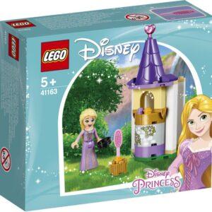 Αναπαράστησε τη ζωή της Πριγκίπισσας της Disney Ραπουνζέλ στον πύργο στο κάστρο. Άνοιξε τον εύκολο στην κατασκευή πύργο για να παίξεις στο εσωτερικό