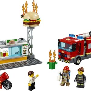 City Διάσωση από την Πυρκαγιά στο Μπέργκερ Μπαρ