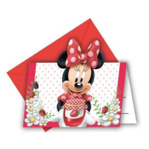 Minnie Jam Packed Love - προσκήσεις Πάρτυ με φάκελλα